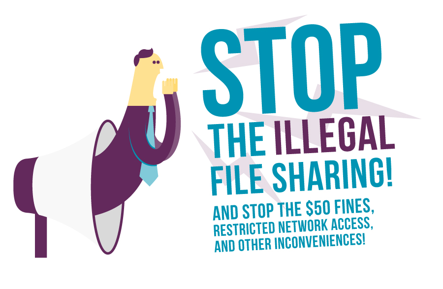 Dmca: DMCA & Illegal File Sharing