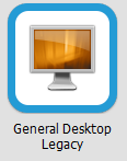 VMware View General Desktop Legacy